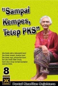 Sampai Kempes Tetep PKS